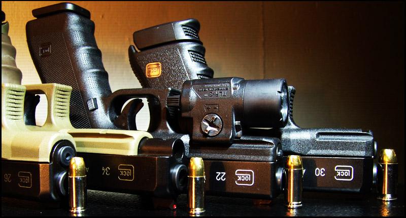 Пистолет Glock 26,27,28,29,30,33,36,39 (Subcompact)