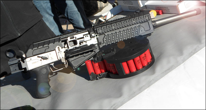 Гладкоствольное ружье | Дробовик Origin-12