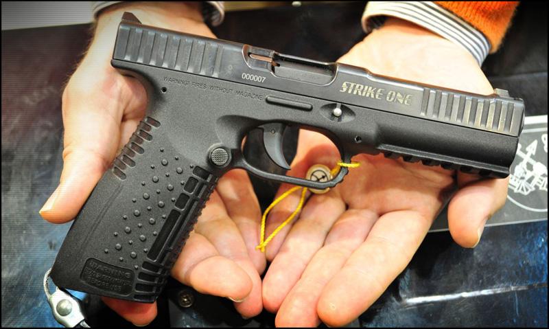 Пистолет Стриж | Strike One