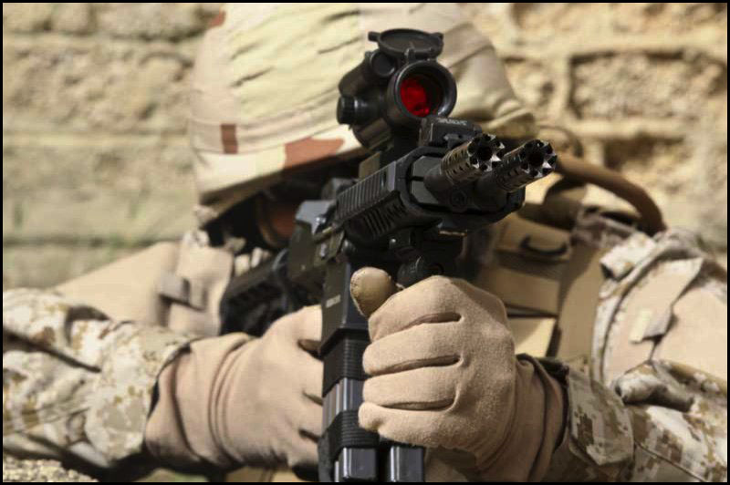 Штурмовая винтовка Gilboa Snake