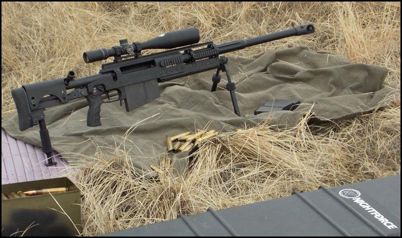 Снайперская винтовка SAN 511