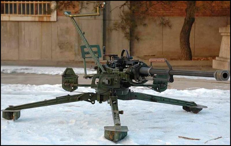 Пулемет QJG 02 (ТИП 02)