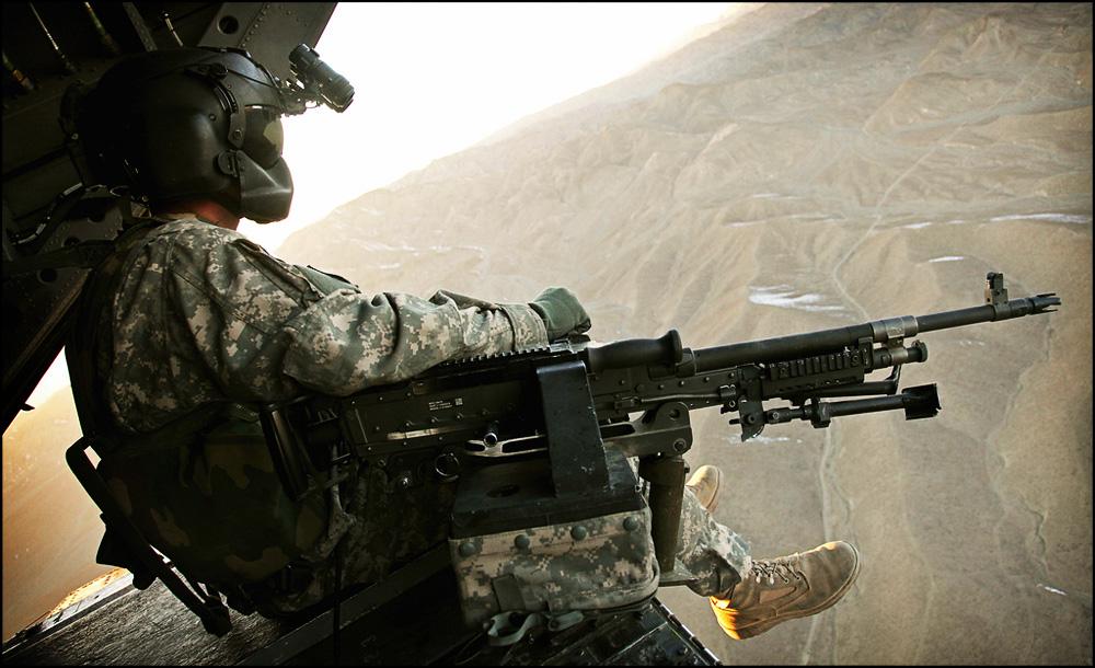 Пулемет FN MAG | M240