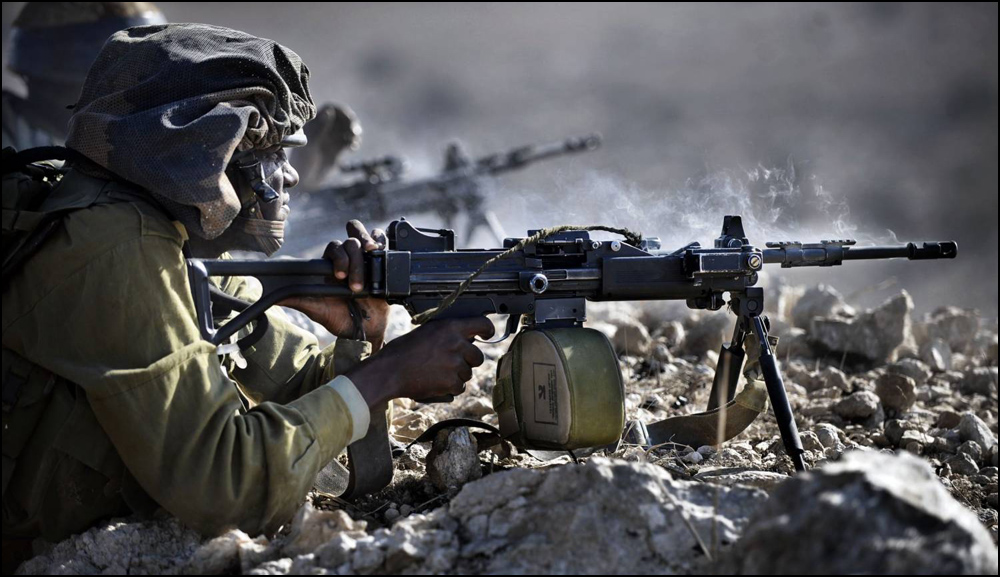 Пулемет Negev NG7