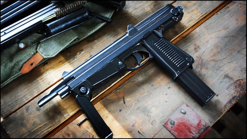 Пистолет-Пулемет PM-63