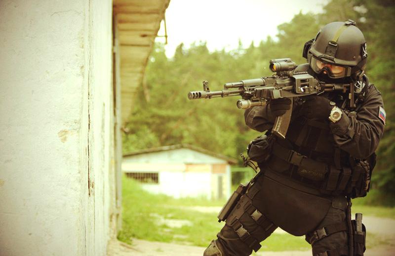 Оружие Спецслужб