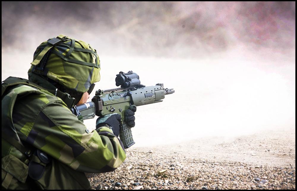 Автомат | Штурмовая Винтовка Bofors AK-5