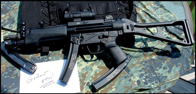 HK MP5