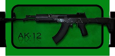 Автомат | Штурмовая Винтовка АК-12