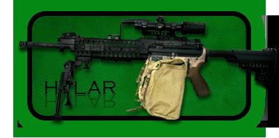 Пулемет Ferfrans HVLAR