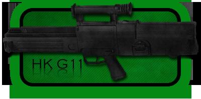 Автомат | Штурмовая Винтовка HK G11