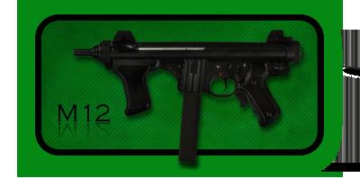 Пистолет-Пулемет Beretta М12