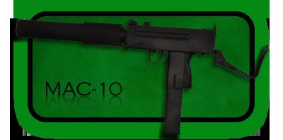 Пистолет-пулемет Ingram MAC-10 | M11