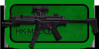 ��������-������� HK MP5 A1A2A3SD