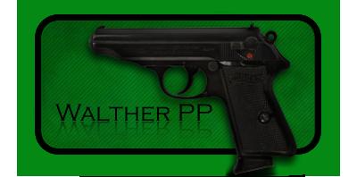 Пистолет Walther PP