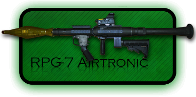Гранатомет airtronic usa rpg 7 mk 777