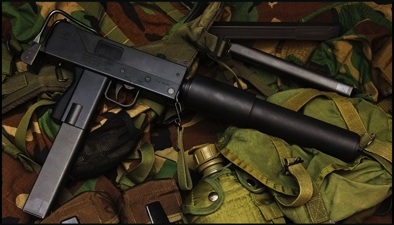 Пистолет-пулемет Ingram MAC-10 | M11