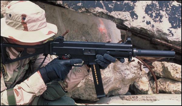 Картинки по запросу Пистолет-пулемет UMP