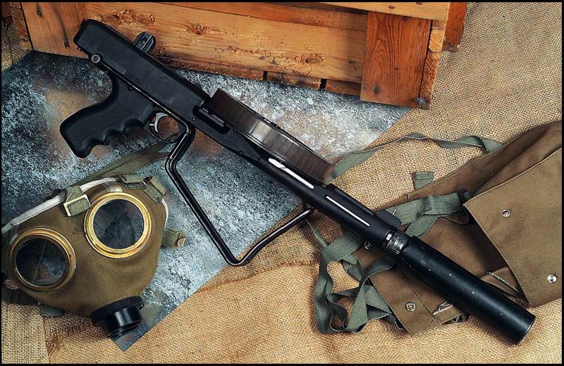 Самодельные пулеметы