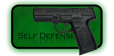 "Пистолет Smith & Wesson ""Self Defense"""