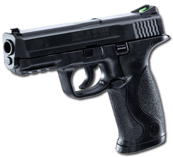 "Пистолет Smith & Wesson ""Military and Police"""